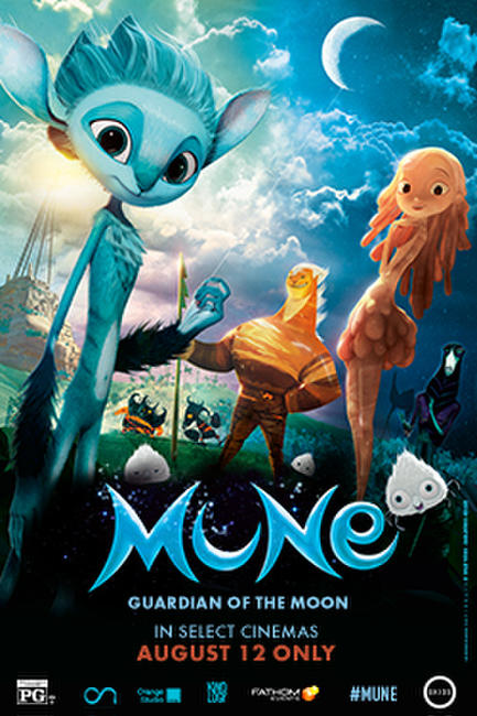 Mune: Guardian of the Moon Photos + Posters
